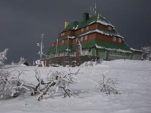 Chalupa pod Čihalkou - Chalupa pod Čihalkou - Masarykova chata na Šerlichu