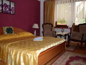 Privat ADA Nova Lesna - rodinna izba s vlastnou kupelnou