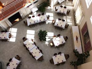 Hotel Theresia - Hotel Theresia, pohled na restauraci