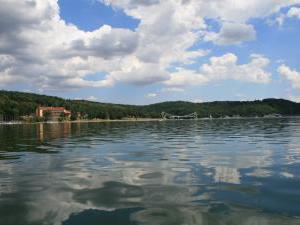 Cyklochata - Vranovská přehrada -