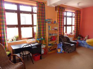 Pension Borůvka - Herna pro děti