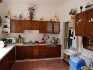 Pension Borůvka - Kuchyň pro vlastní vaření