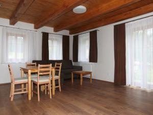 Bizoní farma Smrhov - Ubytování v apartmánech na Jihočeské bizoní farmě
