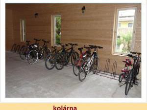 Blatský dvůr - ubytování pro cyklisty v apartmánech  Blatský dvůr Borkovice