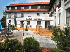 Hotel Zvíkov*** - Hotel Zvíkov, terasa