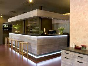 Hotel Olberg Olomoučany - Restaurace bar