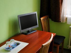 Hotel Hvězda spol. s r.o. - televizor na pokoji