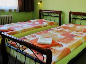 Hotel Hvězda spol. s r.o. - pokoj s oddělenými lůžky