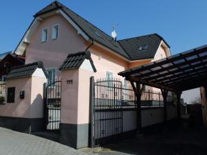 Villa Amenity Světlá nad Sázavou  - Villa Amenity - penzion-čelní pohled z ulice