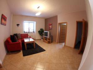 Villa Amenity Světlá nad Sázavou  - Villa Amenity, obývací místnost