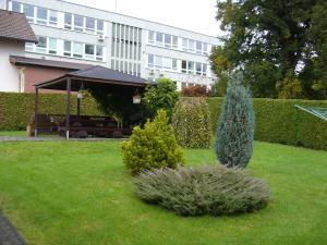 Villa Amenity Světlá nad Sázavou  - zahrada