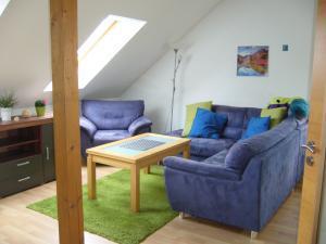 Villa Amenity Světlá nad Sázavou  - společenská místnost (obývací místnost)