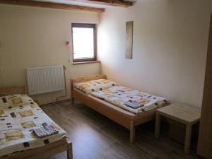 Penzion Mlejn - dvoulůžkový pokoj