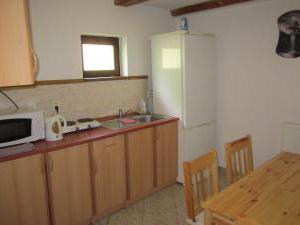 Penzion Mlejn - společná kuchyňka pokojů