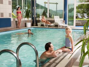 HOTEL****HORIZONT - Bazén