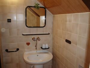 Ubytování v Českém ráji - koupelna