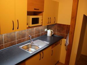 U TŘÍ RŮŽÍ - ubytování apartmán vlastní kuchyň