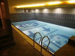 Wellness hotel LIBERECKÁ BOUDA - bazén