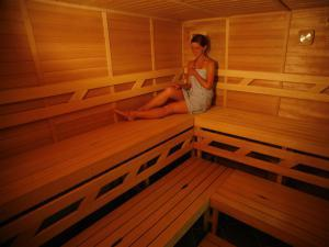 Wellness hotel LIBERECKÁ BOUDA - sauna