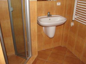 Wellness hotel LIBERECKÁ BOUDA - koupelna
