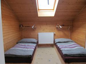 Apartmány  POD LESEM- podkrovní apartmán C - Apartmány POD LESEM- apart. C, ložnice 2