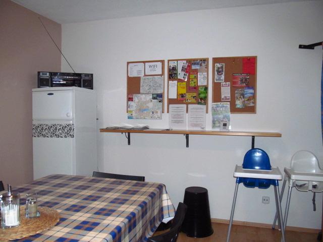 Apartmány POD LESEM- apart. C, kuchyně 3