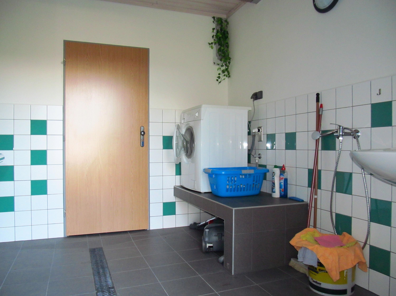 Apartmány POD LESEM- apart. A, technická místnost