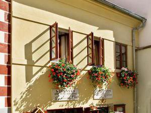 Ubytování Zamecke schody - Ubytování český krumlov, penzion zámecké schody