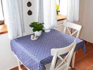 Chalupa Na peci - Posezení v kuchyni