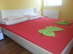 Apartmán Wellness - Ložnice