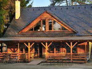 Penzion a restaurace POMERANCH u rybníku Ruprechtov