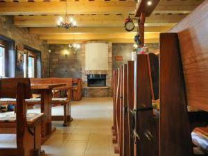 Penzion a restaurace POMERANCH u rybníku Ruprechtov -