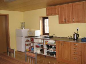 Pavilon v Ráji - Společná kuchyně