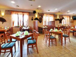 Restaurace a penzion Kamenec -