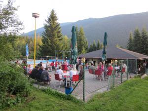 Hotel U PŘEHRADY Rezort - Bar u bazénu