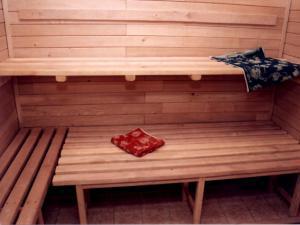 Hotel U PŘEHRADY Rezort - sauna