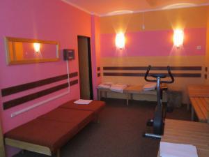 Hotel U PŘEHRADY Rezort - odpočívárna sauny