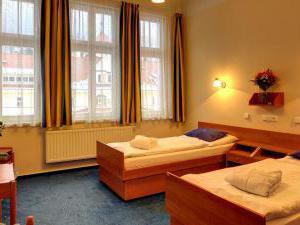 Garni hotel Astoria  - Dvoulůžkový pokoj kat. I.A