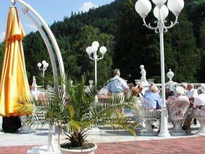 Radium Palace Spa Hotel - Radium Palace - terasa