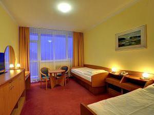 Spa Hotel Běhounek - Dvoulůžkový pokoj kat. I.A