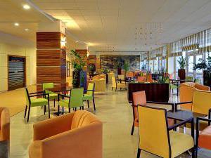 Spa Hotel Běhounek - Kavárna Zimní zahrada