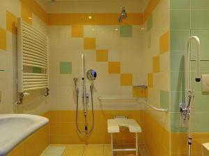 Spa Complex Curie *** - Koupelna