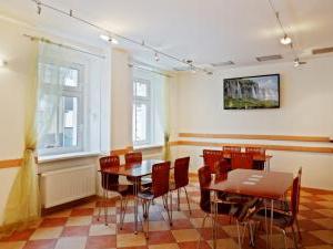 Penzion Blaník - Společenská místnost