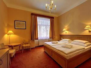 Radium Palace Spa Hotel - Dvoulůžkový pokoj kat. I.A