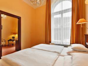 Radium Palace Spa Hotel - Dvoulůžkový pokoj kat. Juniorsuite