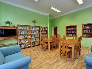 Spa Complex Curie *** - Společenská místnost