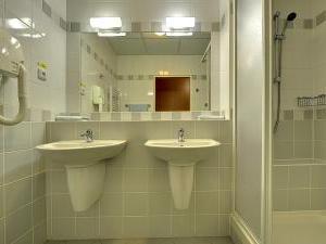 Spa Hotel Běhounek - Koupelna