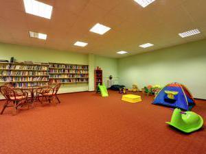 Spa Hotel Běhounek - Knihovna