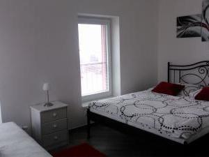 Apartmány na Rozcestí - ložnice