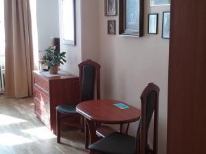 Pension Karlova - Dvoulůžkový pokoj s vlastní koupelnou